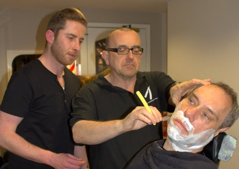 shaving courses