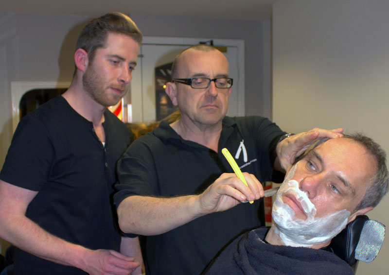 Male Grooming Courses UK
